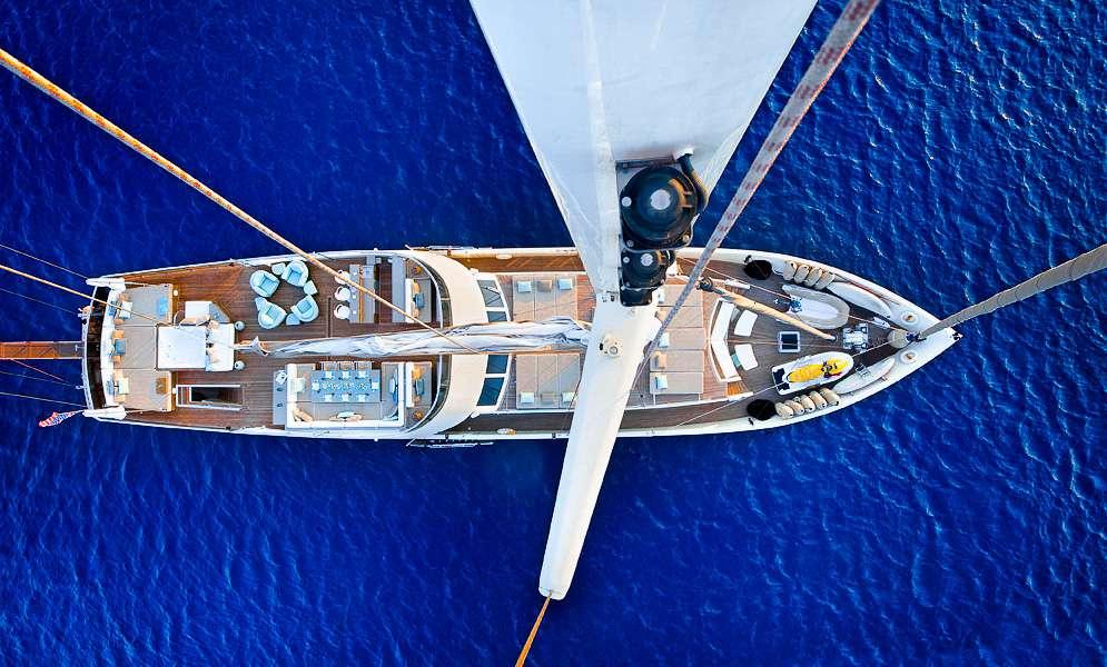 Image of Mermaid yacht #10