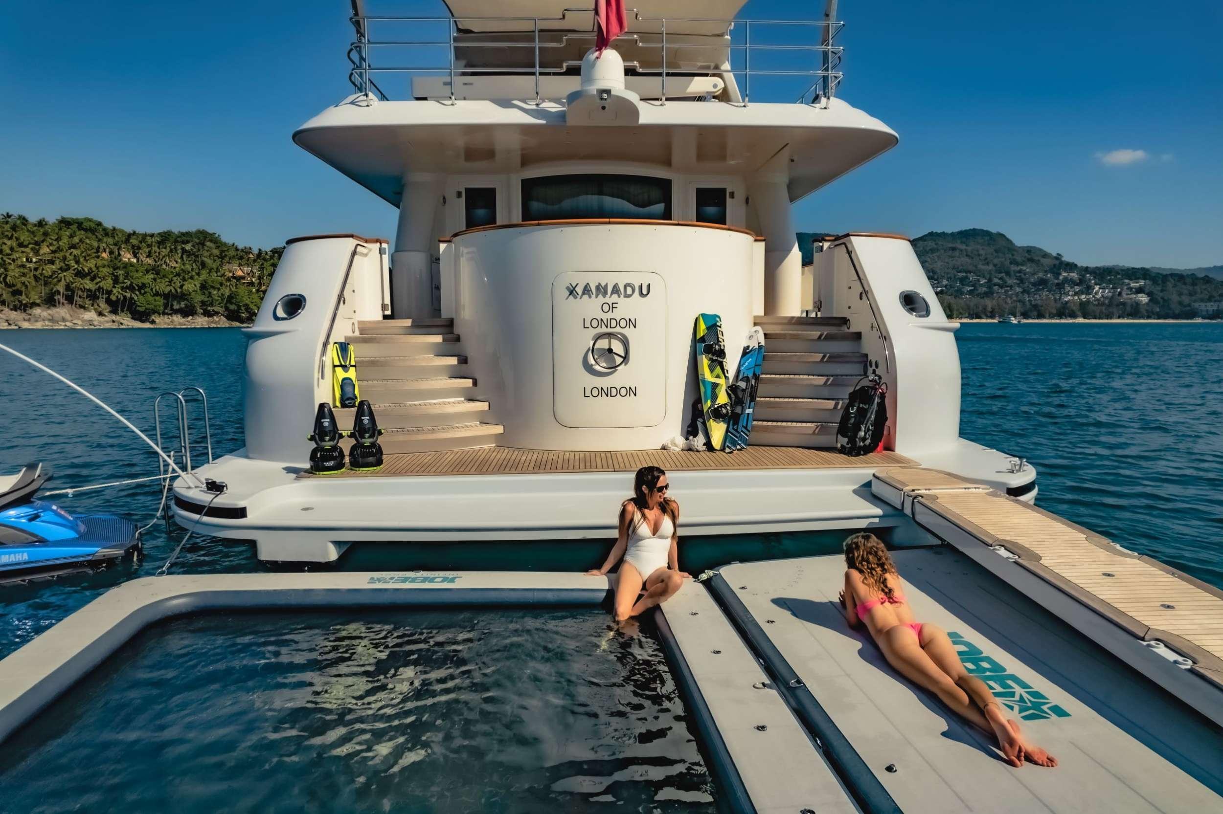 Image of XANADU of LONDON yacht #4