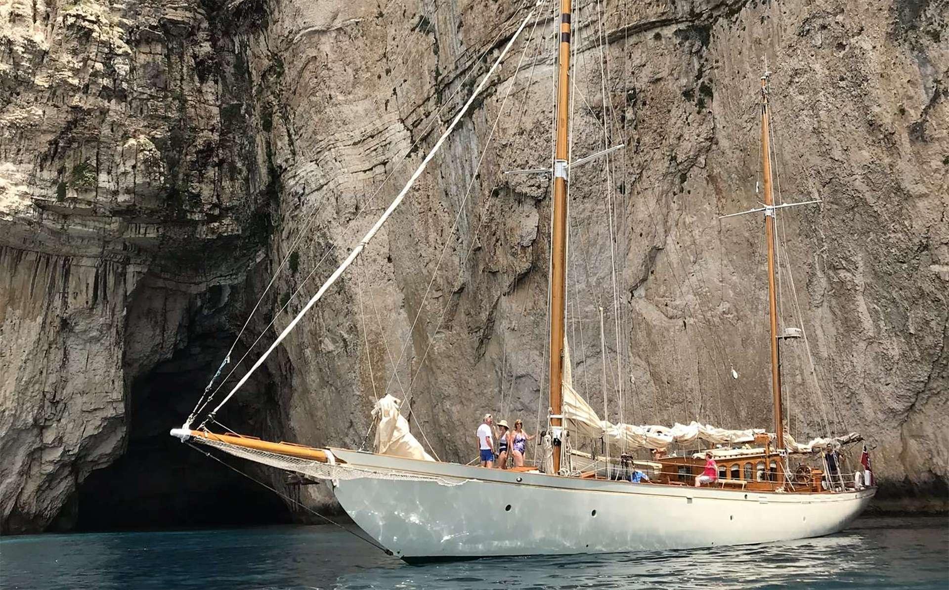 Main image of Halcyon yacht