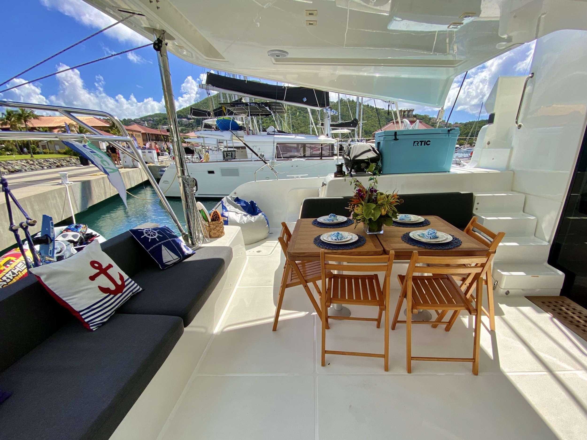 Image of NAUTI CAT yacht #4