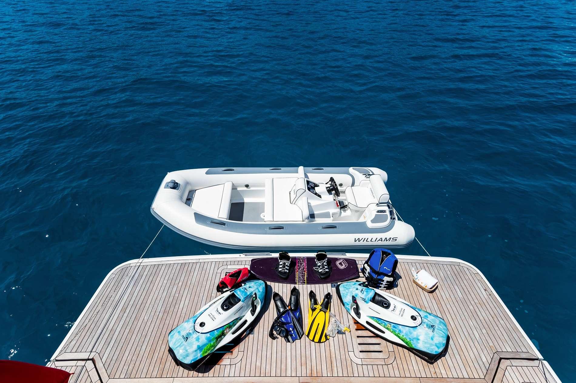 Image of NELENA yacht #16