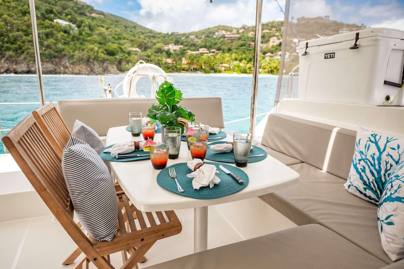 Image of SCUBA DOO 450 yacht #2