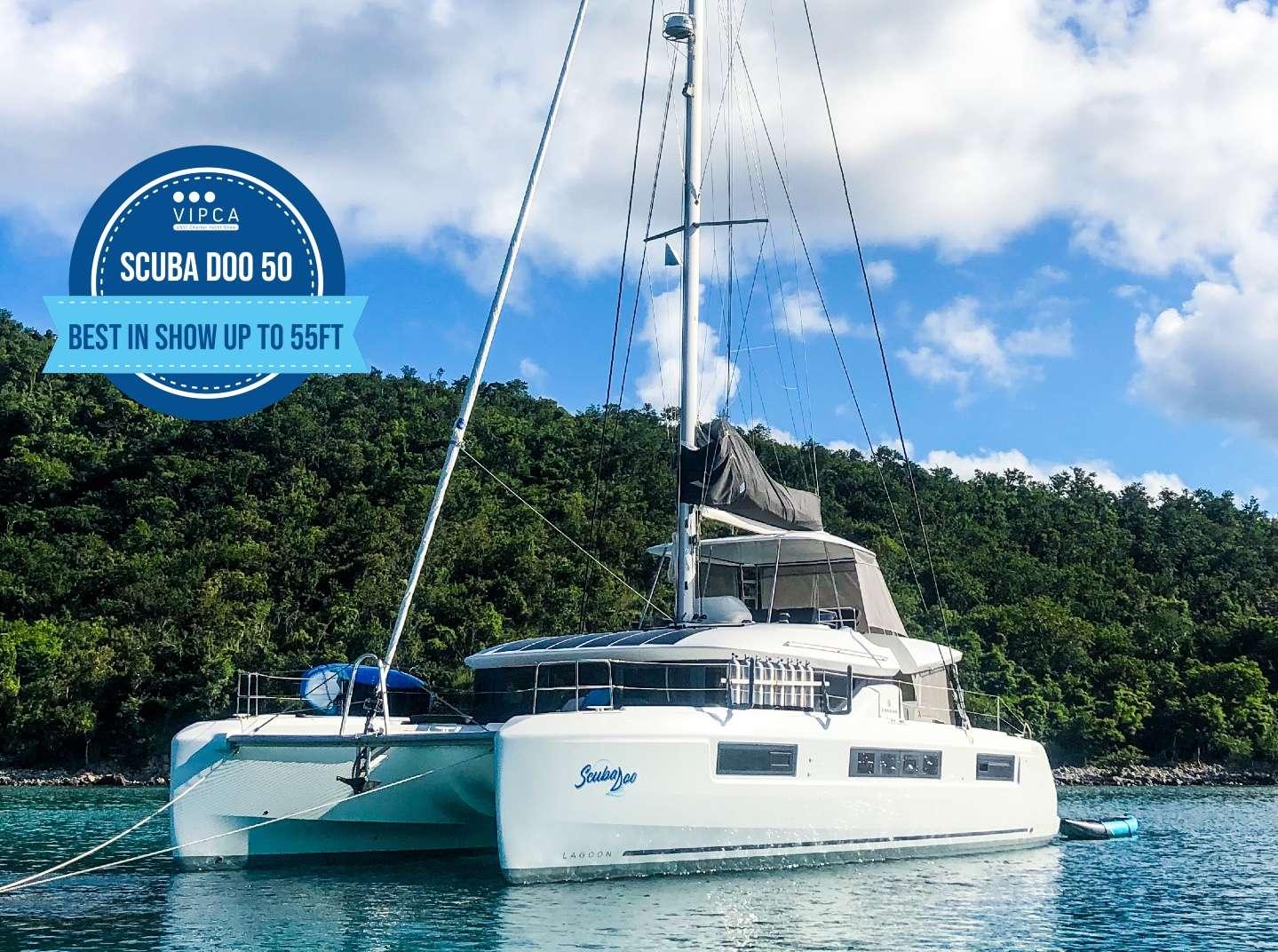 Main image of SCUBA DOO 50 yacht