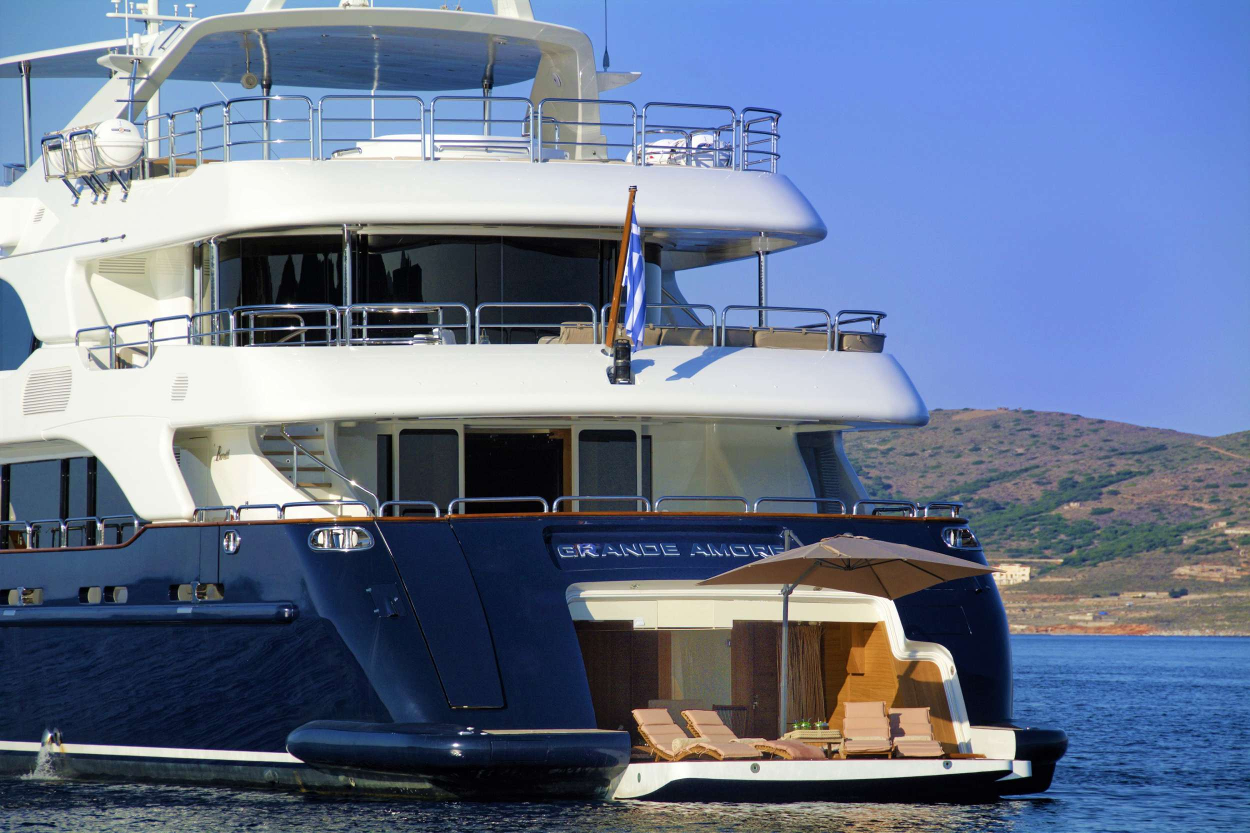 Image of GRANDE AMORE yacht #8