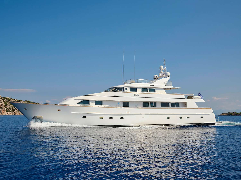 Main image of IDYLLE yacht