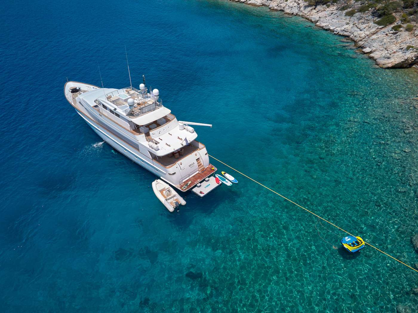 Image of IDYLLE yacht #9