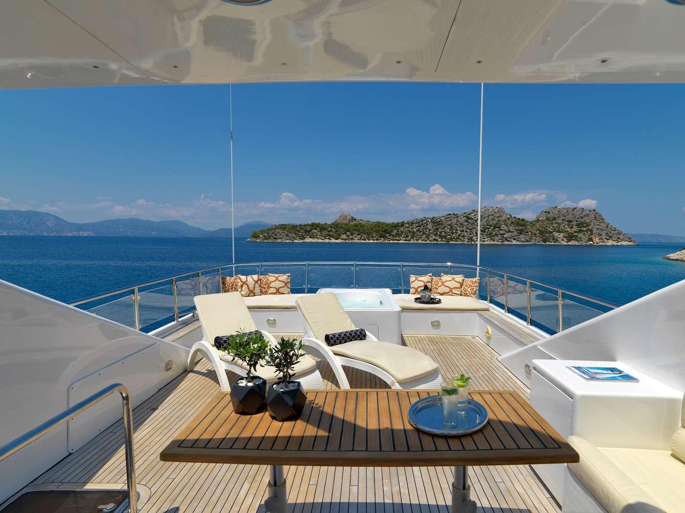 Image of IDYLLE yacht #4