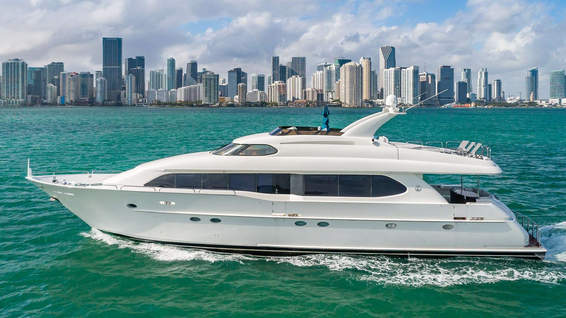 Main image of IV TRANQUILITY yacht