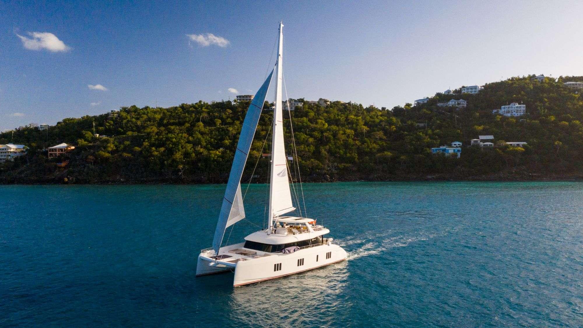 Main image of BUNDALONG yacht