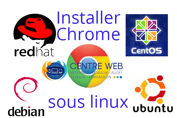 Installer Google Chrome sous Linux