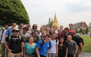 Centre has received a four-year grant of $400,000 to help fund theseinternships and research studies in Southeast Asia