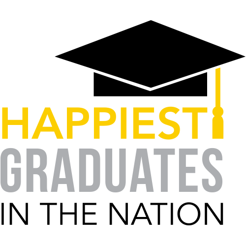 (infographic) happiest graduates in the nation