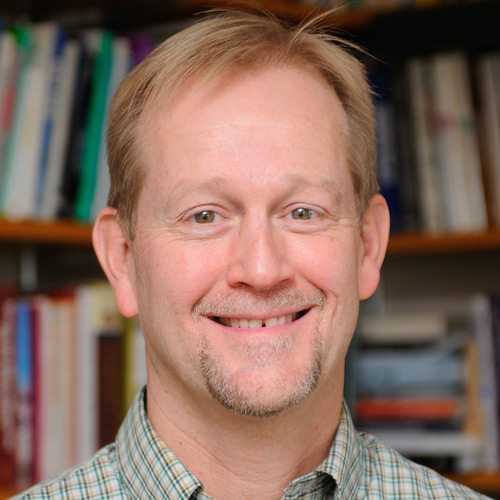 Rick Axtell, Professor of Religion and College Chaplain