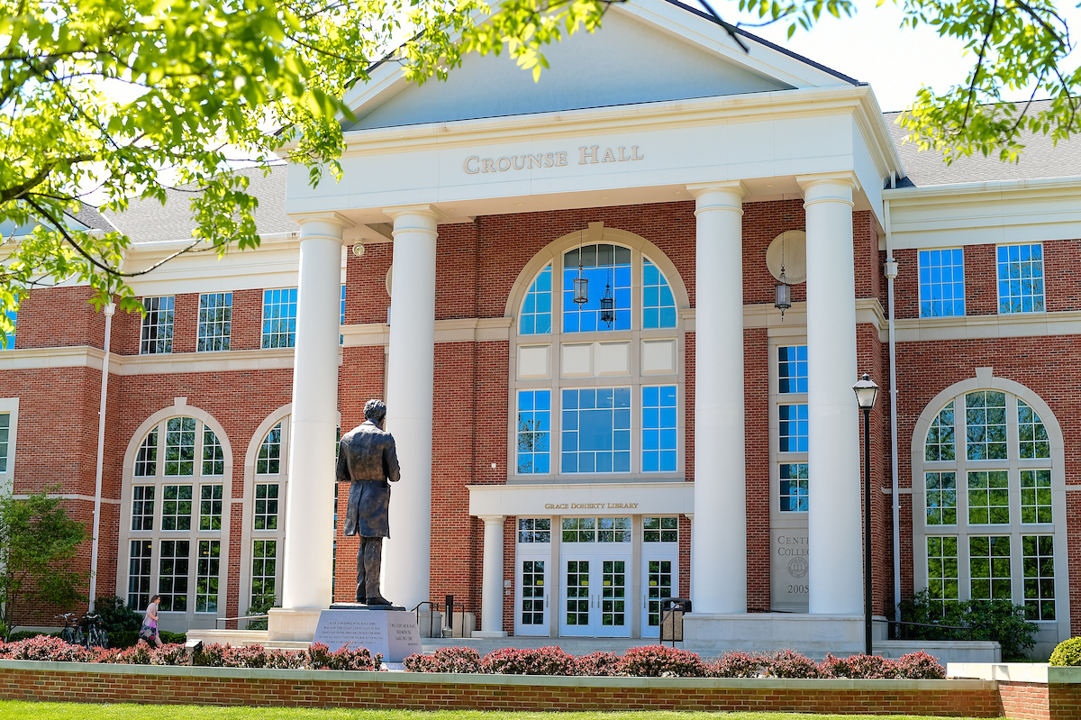 Crounse Hall and Grace Doherty Library