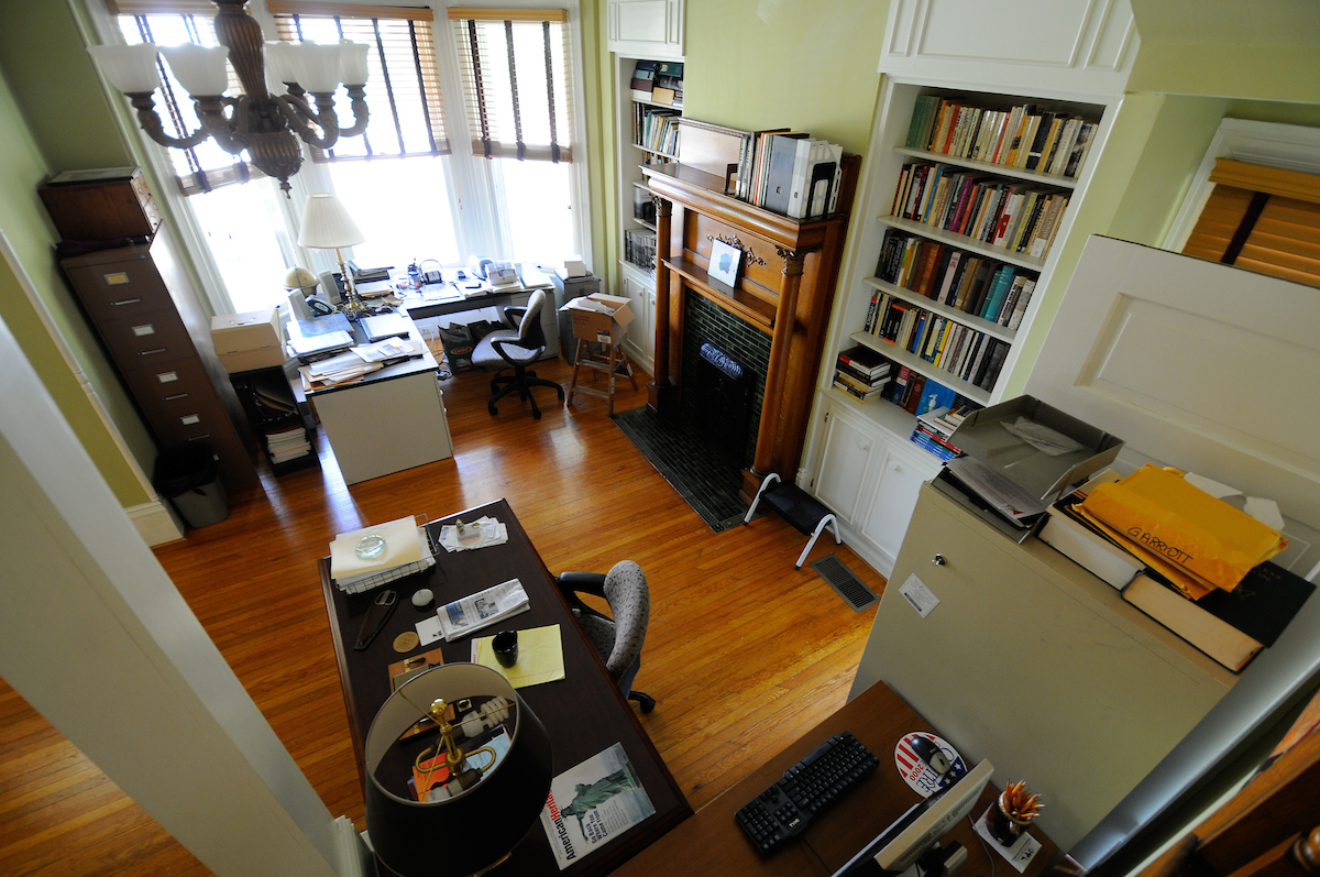 an office inside Cheek Emeritus House