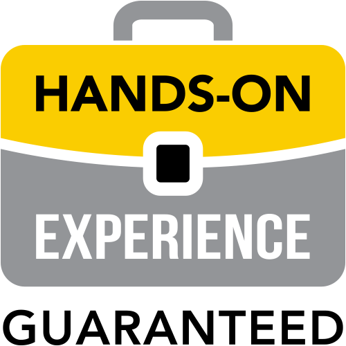 (infographic) hands-on experience guraranteed