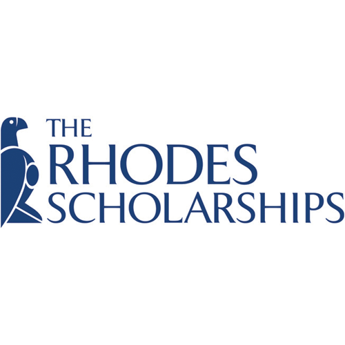 The Rhodes Scholarships logo