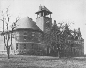 Breckinridge Hall in 1897