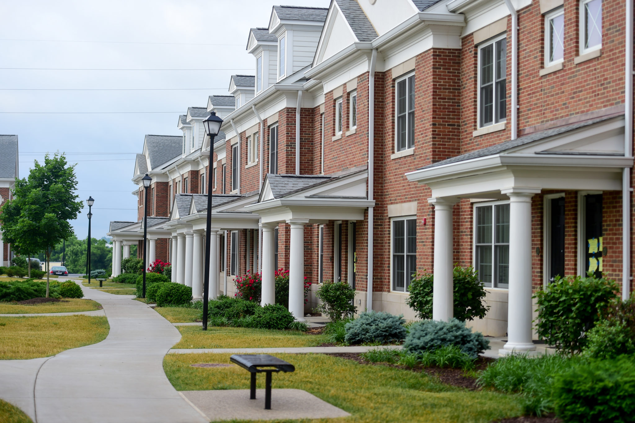 Brockman Commons housing