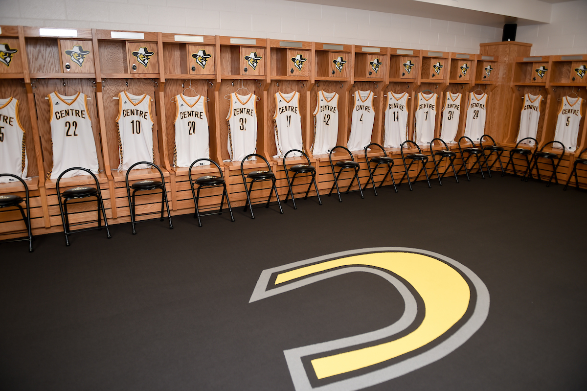 Sutcliffe Hall Locker Room