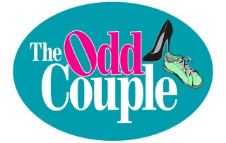 The Odd Couple playbill image