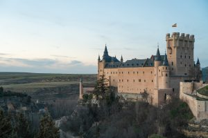Photo of the Alcazar of Segovia