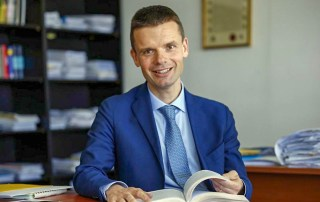 Marko Bosnjak is a judge of the European Court of Human Rights