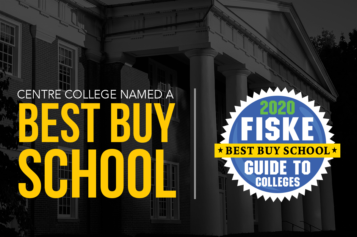 Best Font Pairings 2020 2020 Fiske Guide to Colleges recognizes Centre as a 'Best Buy