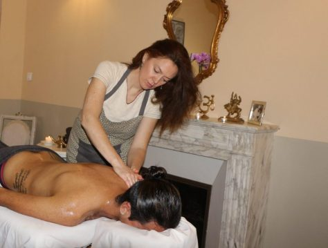 Massage ayurvédique Abhyanga