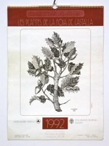calendari herbes 1992
