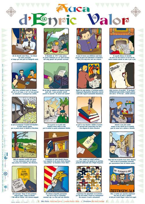 Auca Enric Valor 1996