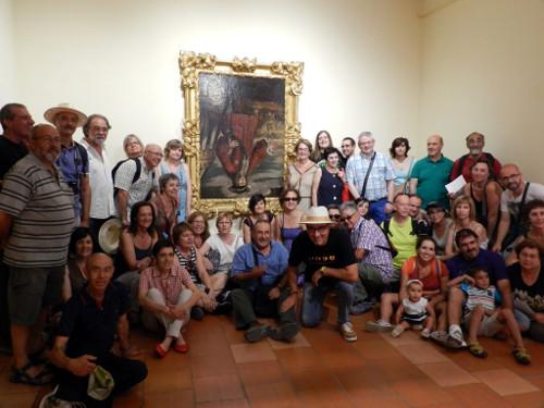 Foto amb Felip V