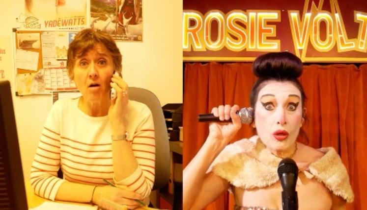 Rosie Volt vous présente ses meilleurs voeux !