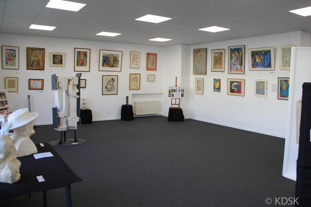 Exposition Jean Mingam - 2017