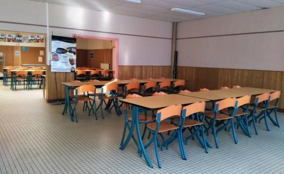 Salle de restauration - Predva