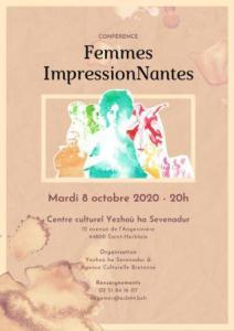 GOULOU ZO « Femmes ImpressioNantes » @ Yezhoù ha Sevenadur