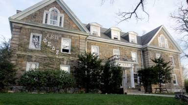Penn State student reports alleged sexual assault at Alpha Epsilon Pi fraternity