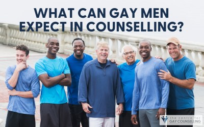 What Can Gay Men Expect in Counselling?