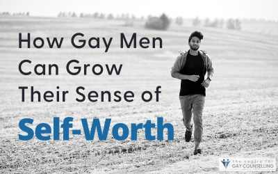Gay Men: Your Worth Already Exists (But You Might Need to Uncover It)