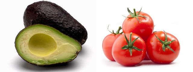 Avocat, Tomate | crédit : 27avril.com