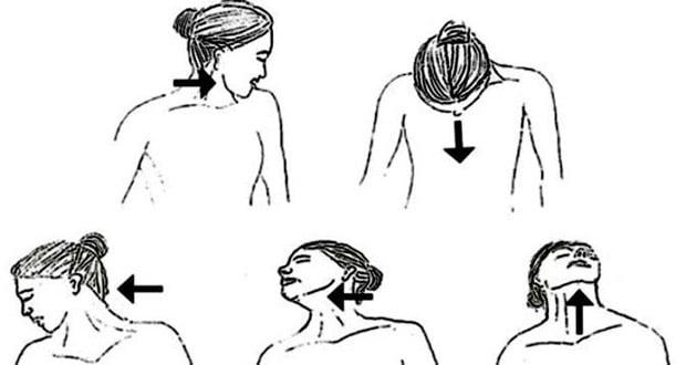 exercice contre double menton