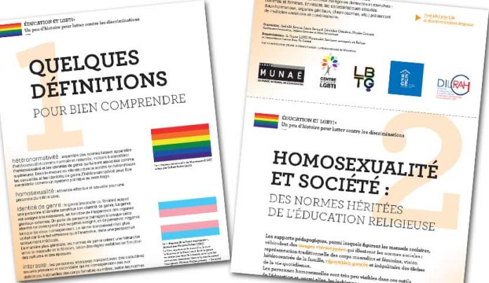 Exposition itinérante «Education et LGBTI+» : Un peu d'histoire pour lutter contre les discriminations