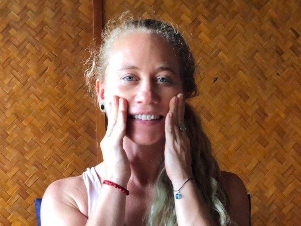 happy face yoga # 69