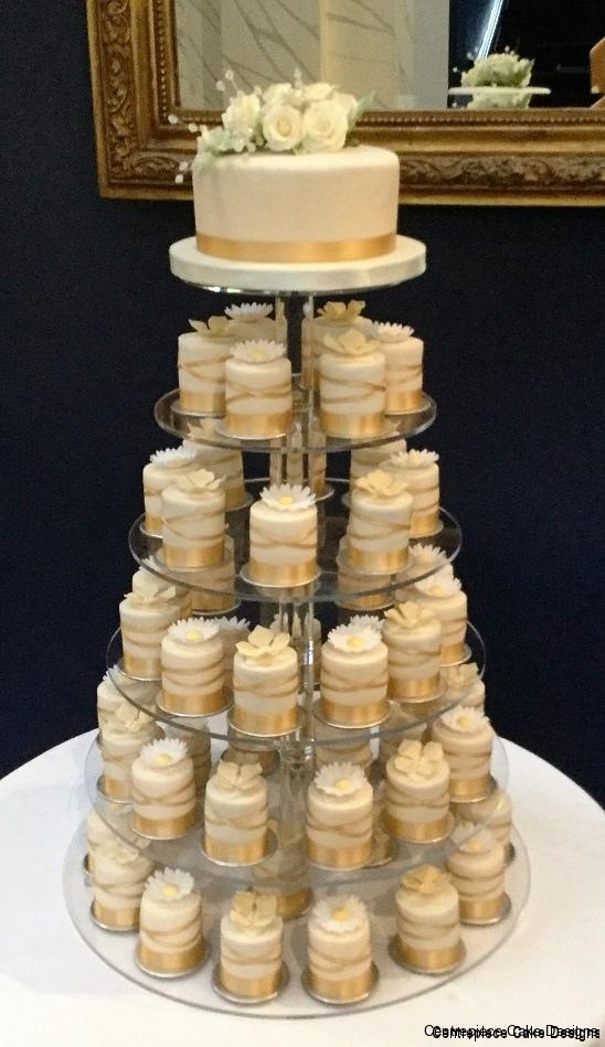 Individual Wedding Cakes Isle Of Wight Wedding Cake