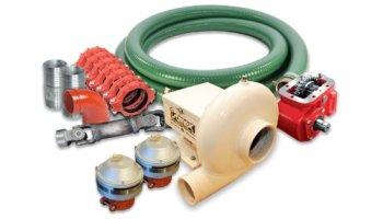 4X3 Water Truck Pump PTO (centrifugal pump) 650 gpm / 60 psi