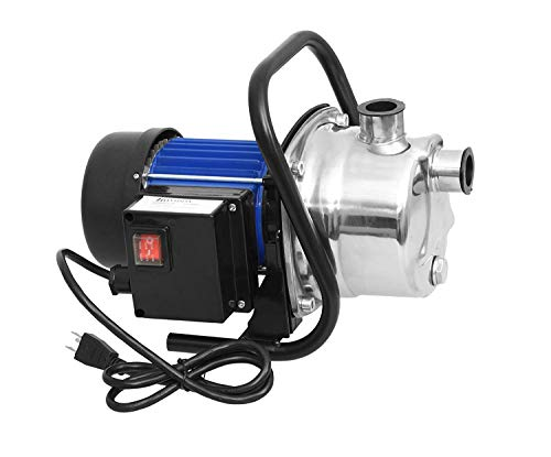 SUBMERSIBLE WATER PUMP RAIN BARREL CLEAN DIRTY POND GARDEN FLOOD WELL ELECTRIC