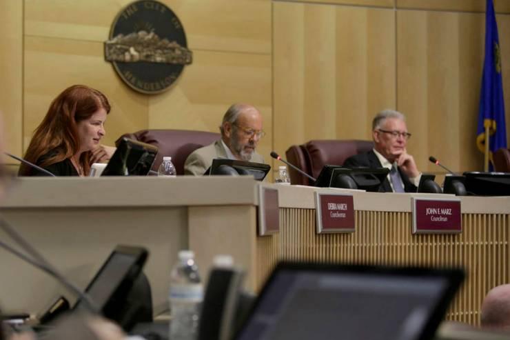 Henderson City Council