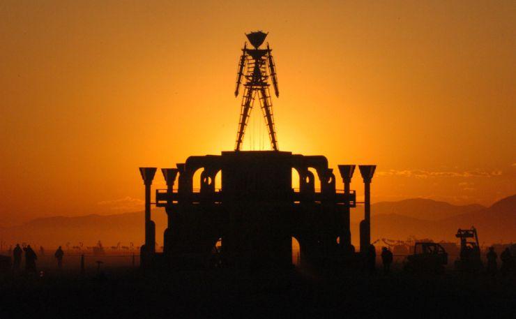 Burning Man 2017 2
