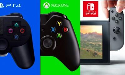 Walmart Cyber Monday 2017 Deals — PS4 Slim, Pro, Xbox One S, Nintendo Switch