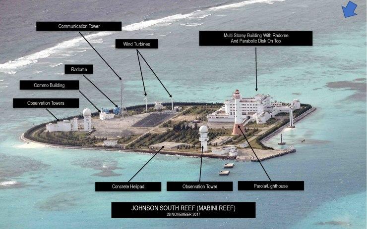 South China Sea Spratlys 2018FEB08-01